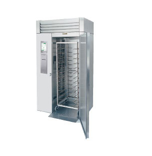 Purchase Traulsen Spec Line Single Rack Roll Through Blast Chiller Right Hinged Doors Product Photo