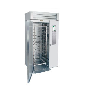 Purchase Traulsen Spec Line Rack Roll Blast Chiller Left Hinged Door Product Photo