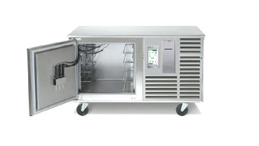 Traulsen Spec Line Undercounter Pan Blast Chiller Left Hinged Door Legs Product Photo