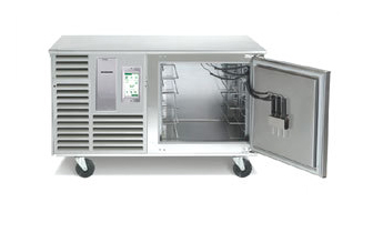 Traulsen Spec Line Undercounter Pan Blast Chiller Right Hinged Door Legs Product Photo
