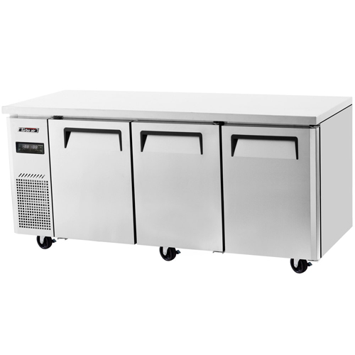 Turbo-Air-Dual-Temperature-Undercounter-Refrigerator Product Image 751