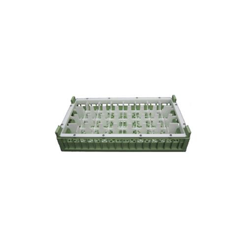 Vollrath 52815 Specialty Half-Size Rack, Short, Light Green 52815