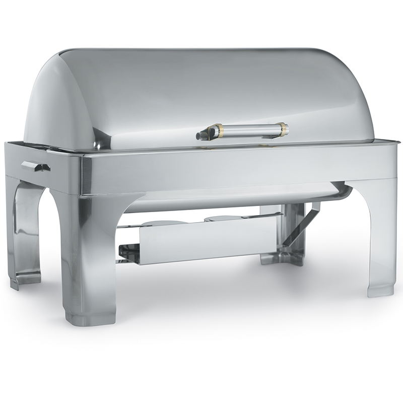 Vollrath Chafing Dish Fully Retractable 9qt Rectangle