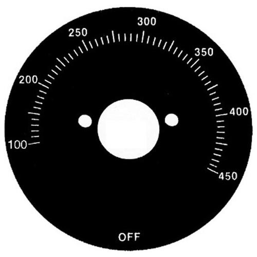 Vulcan-Hart-Oem-Grill-Dial-Plate-Off Product Image 5249