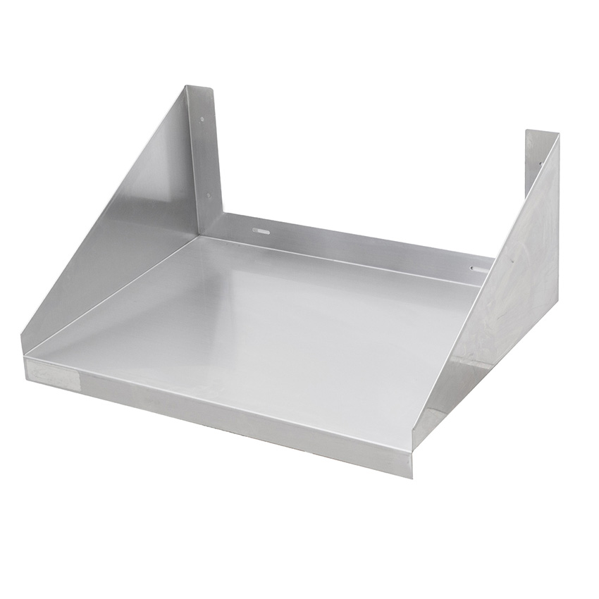 Wall-Mount-Microwave-Shelf-Gauge-Stainless-Steel-d Product Image 3566