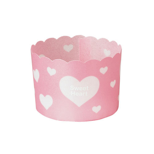 Welcome Home Brands Valentine's Disposable Baking Cup CK38
