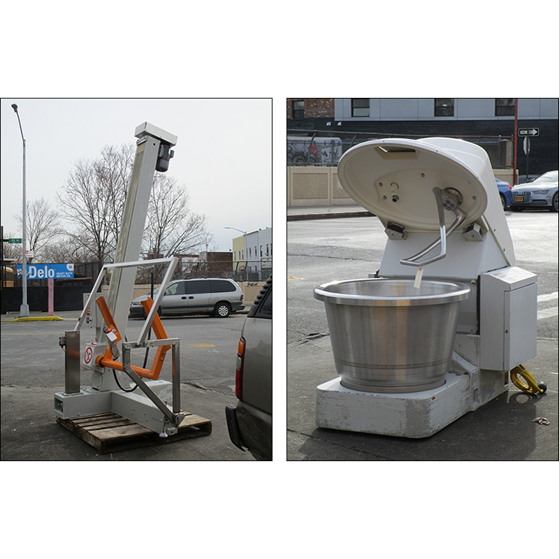 Werner-Pfleiderer-Spiral-Mixer-Bowl-Lifter-Hz-Very-Good-Condition Product Image 117