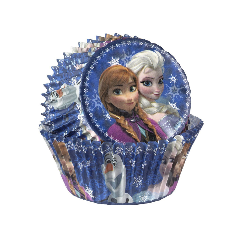 Wilton 415-4500 Disney Frozen Baking Cup 415-4500