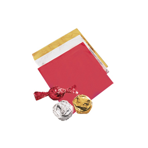 Wilton Foil Wrapper - Red 1904-1198
