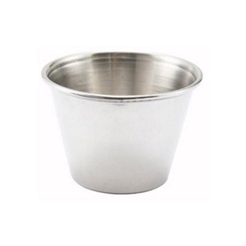 Winco SCP Stainless Steel Sauce Cup - 2-1/2 Oz SCP-25