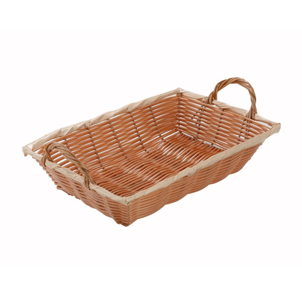 Woven Display Basket 12″ x 8″ x 3″