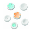 Wilton Flower Forming Cups, 6 per pk.
