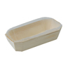PacknWood Tristan 16-Oz Wooden Baking Mold