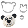 Wilton Teddy Bear Stackable! Cookie Cutter Set