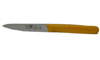 "Icel Paring Knife, 4"" Blade, Yellow Handle"