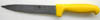 "Icel Utility Knife, 5-1/2"" Blade, Yellow Plastic Handle"