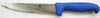 "Icel Utility Knife, 5-1/2"" Blade, Blue Plastic Handle"