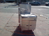 Pitco Gas Donut Fryer And Free Arm For a Donut Hopper USED Very Good Condition