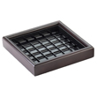 "Cal-Mil Stone Spigot Drip Tray, Square, 6"" x 6,"" Pack of 6"