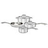 Henckels TruClad 7-Piece Cookware Set