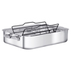 Henckels Truclad Roaster with Non-Stick Rack