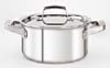 Henckels Classic Clad Dutch Oven 3.5 Quart, with Lid