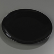 Carlisle Epicure Round Display Platter Black