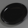 Carlisle Epicure Oval Display Platter Black