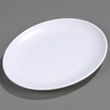 Carlisle Epicure OVAL Display Platter White