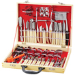 Chef Harvey 80 Piece Carving Set in Wooden Case