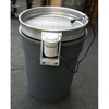 Custom-Made Hand Free Electric Flour Sifter 44 Gallon
