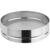 "Stainless Sieve 13-3/4"" Diameter, 0.45mm Mesh"