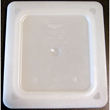 Vollrath Super Pan II Flexible Pan Lid, Translucent, 1/6 Size - 3 Pieces in Stock
