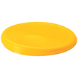 Rubbermaid Lid For Storage Cont. Yellow Fits 12 18 & 22 Qt. Round