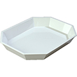"Carlisle 5 lb Low Profile Crock 13-5/16"" x 10-1/2"", Sold as 1 each"