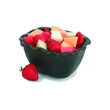 "Carlisle Tulip Deli 2.5 lb Crock 6-1/4"" x 5"" , Sold as 1 each--Discontinued; Quantity Limited"