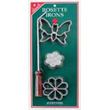 Springtime Rosette Irons, 4-Pc Set