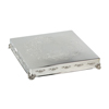 Eastern Tabletop 8000L square silverplated Wedding Cake Riser