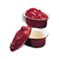 Paderno World Cuisine Chasseur Terrine and Pate Mold 1-1/4 Qt, Red