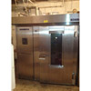 Adamatic Double Rack Oven, Gas Used Model # ARO-2G Excellent