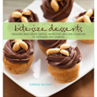 Bite-Size Desserts by Carole Bloom. Hardcover.  198 Color Pages
