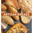 john wiley Artisan Breads at Home by Eric W. Kastel. 343 Pages, Hardcover