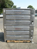 Blodgett 981 Double Deck Oven Gas - Used- Refurbished Good Condition