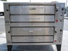 Bari Double Pizza Oven Model # M6/48M used Excellent Condition