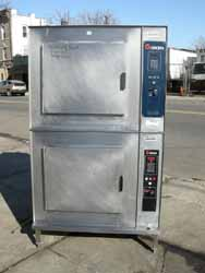 Groen Combination Steamer-Oven Model C 20 G - Used Condition