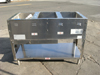 Super metal Steam Table Gas Used as a demo only and is in Excellent Condition