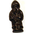 Polycarbonate Chocolate Mold Santa Claus, 110mmx40mmx10mm High. 6 Cavities