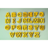 Fat Daddio's Alphabet Nylon Cutter Set