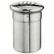 Stainless Shaker for Edible Gold Leaf Flakes.  For use with item GF10