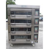 Doyon Artisan Stone Deck Oven Model 2T-4 Used Excellent Condition